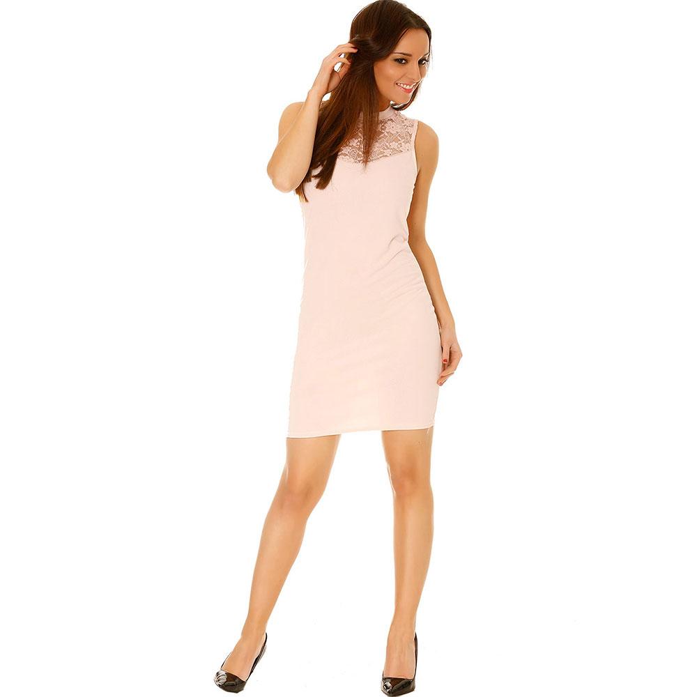 027fef83f40 Miss Wear Line - Robe De Soirée Rose