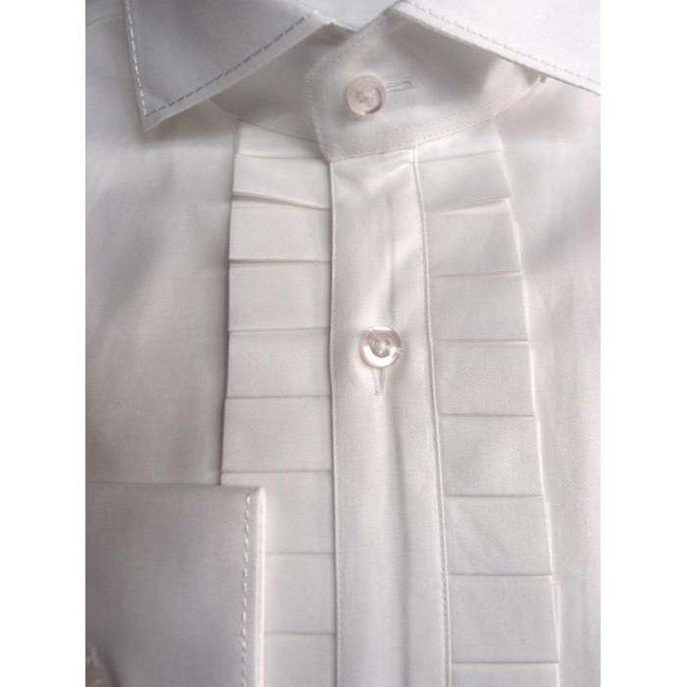 cotton park chemise col cass jabot blanche homme achat et vente. Black Bedroom Furniture Sets. Home Design Ideas