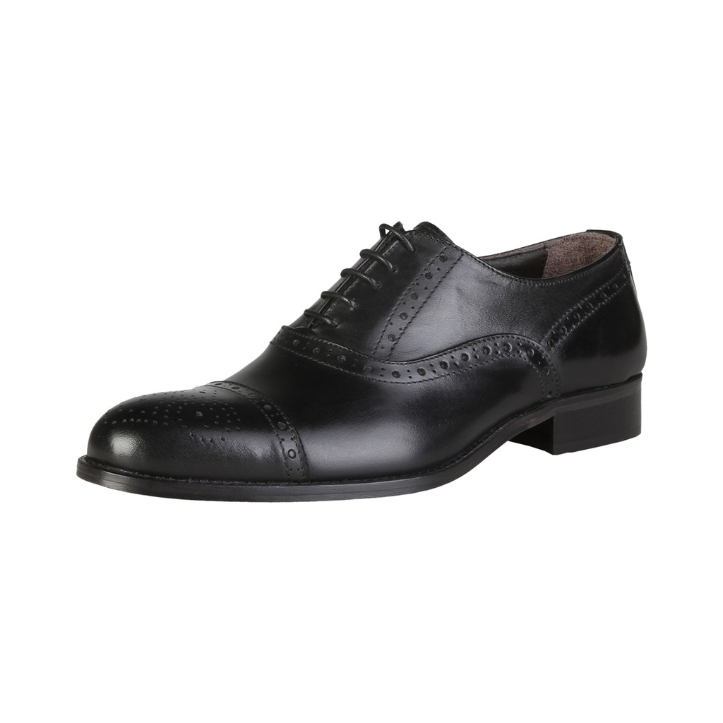 Made in Italia - Chaussures à lacet pour homme (UMBERTO_NERO) - Noir UYwtyhJo
