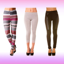 Leggings de chez Miss Wear Line