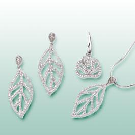 Les bijoux argent 925/1000e de chez SF Bijoux pour femme, homme, et