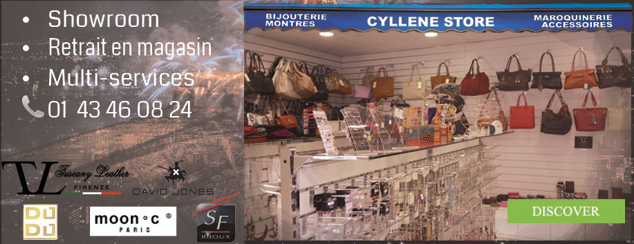 Showroom, Removing store from Cyllene Store